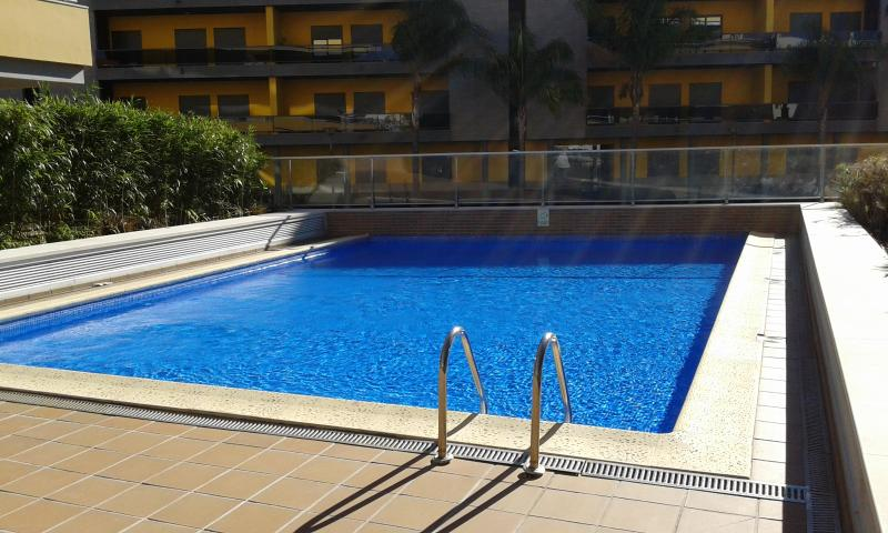 Swimming pool area