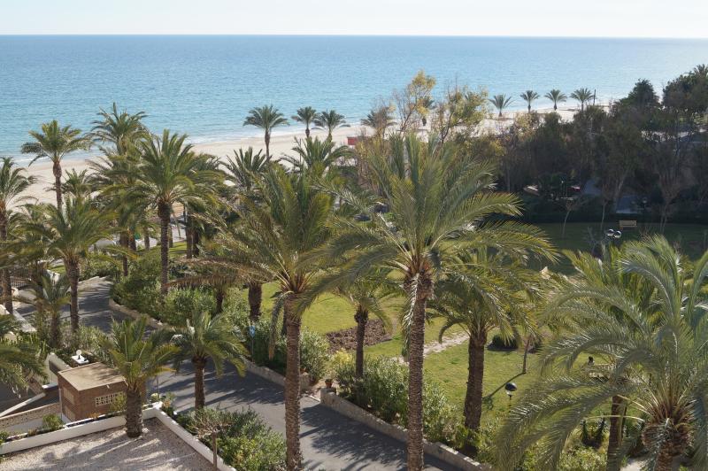 appartement rénové Alicante playa muchavista vue mer WIFI TV ang franç esp, holiday rental in Mutxamel