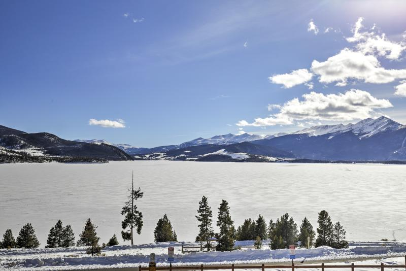 The mountain escape of your dreams awaits at this magnificent Dillon condo!