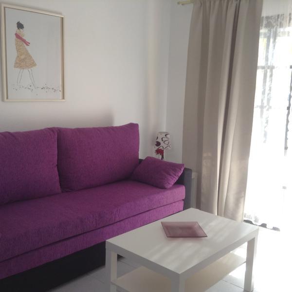 Apartamento a 800 m de la playa. Bonito y bien equipado con piscina comunitaria, holiday rental in Costa Calma