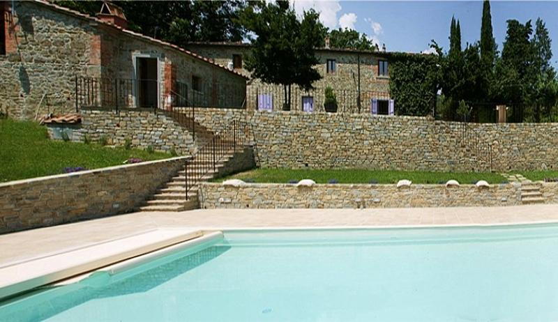 Castagnoli Holiday Home Sleeps 13 with Pool and WiFi - 5227015, vacation rental in Talla