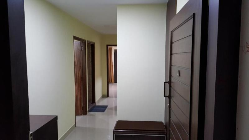 Entrance to the apartment. Fully private entrance and no sharing of the apartment with anyone else.