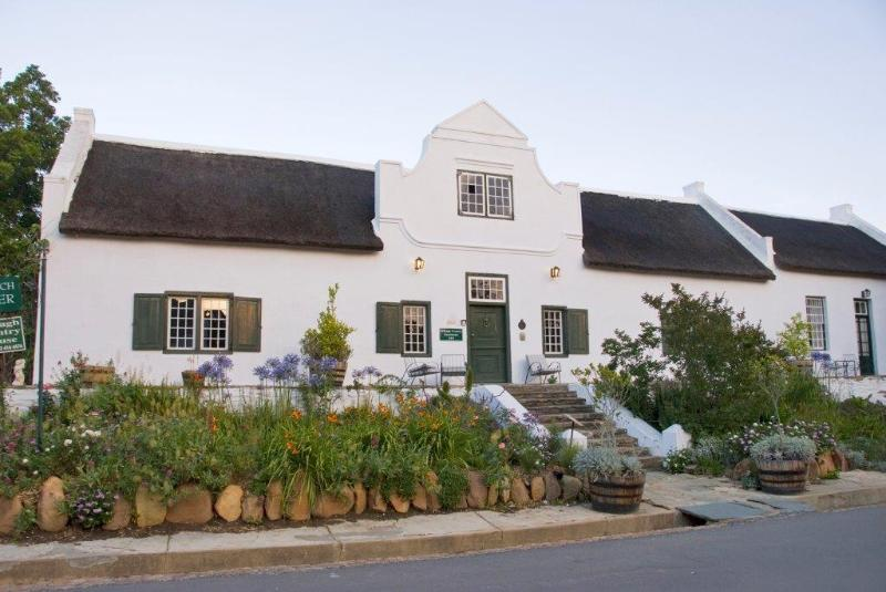 Tulbagh Country Guest House front