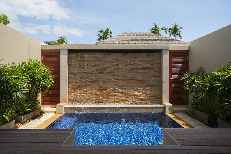 Cozy plunge pool villa (1BR), holiday rental in Bang Tao Beach
