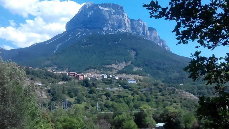Vista de Laspuña