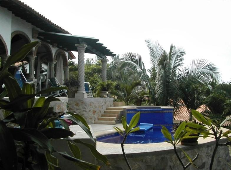 View of Pool and Patio
