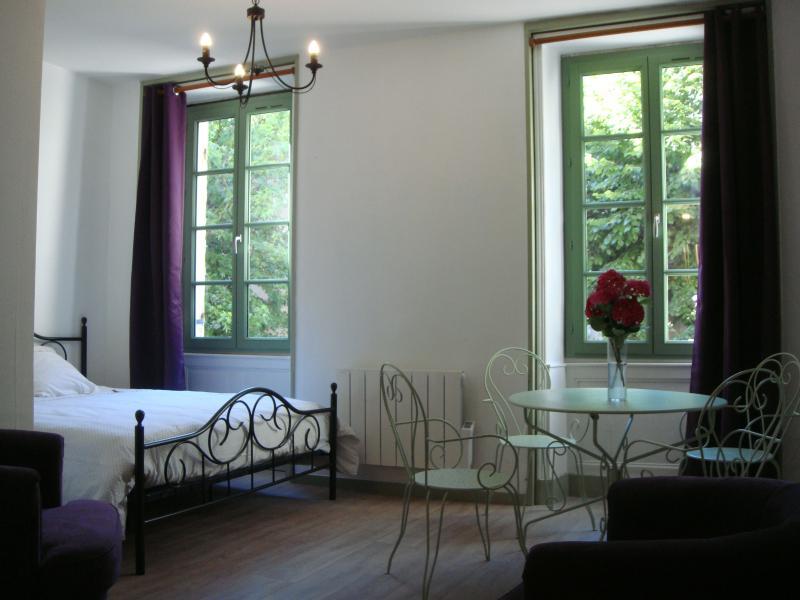 Romantique 1 studio classé ***, aluguéis de temporada em Atur