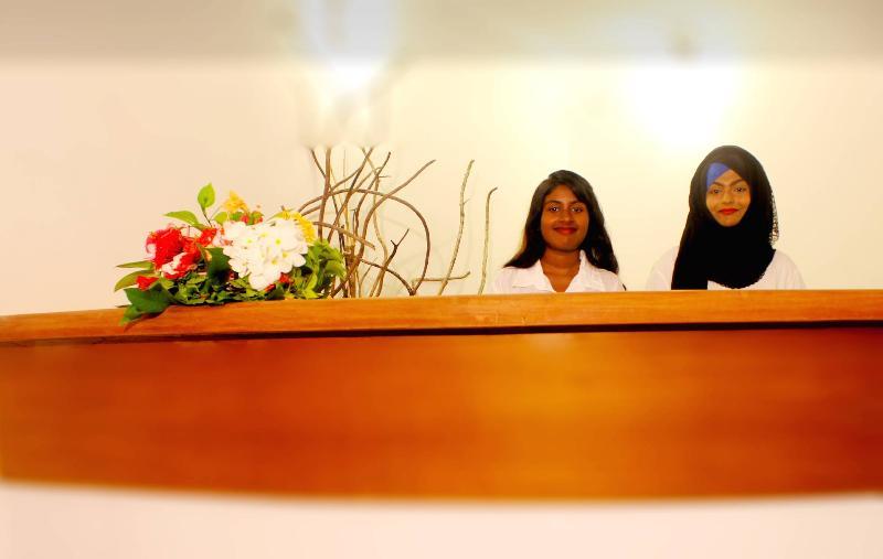 Hotel Reception - Front Desk