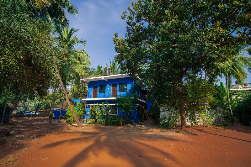 The Blue House - First Floor, Candolim, holiday rental in Candolim