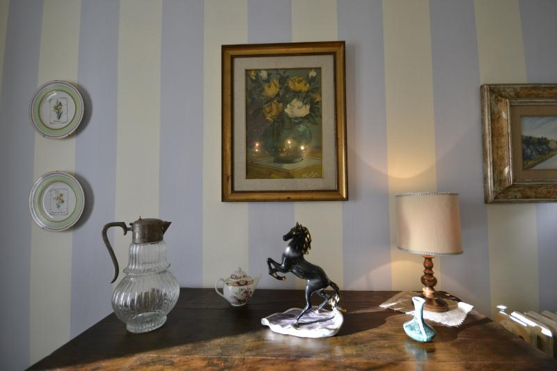 Details of living room