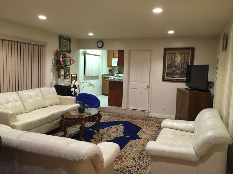 Exquisite Private Studio, vacation rental in Sunnyvale