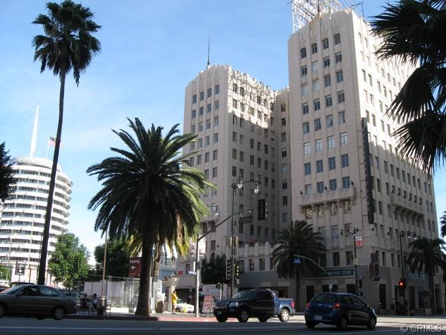 Be a Part of Hollywood History - this historic building has been around since 1929
