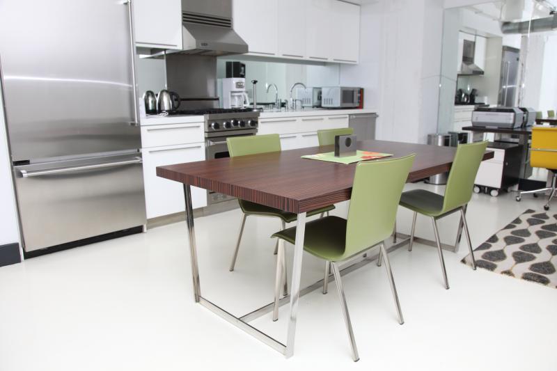 Open Floor Plan with Viking Appliances