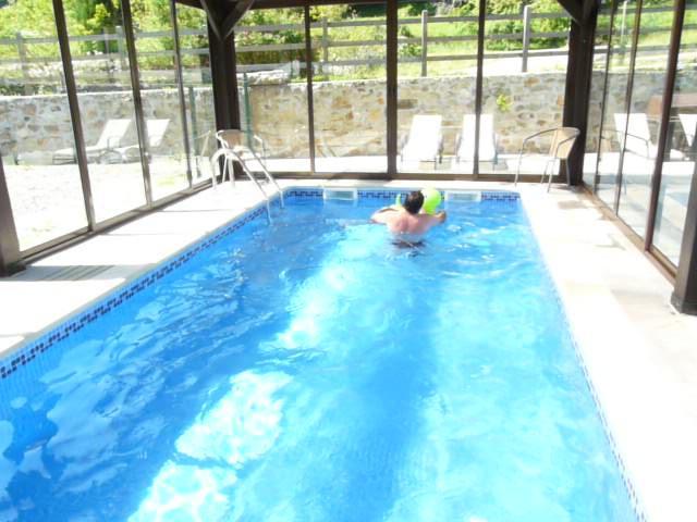 Climatized pool.