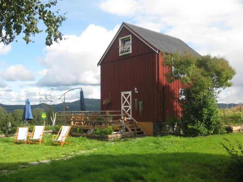 Gran Stabbur, vacation rental in Snasa Municipality