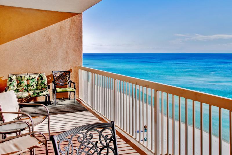 Let this exquisite Panama City Beach vacation rental condo serve as your ultimate home-away-from-home in the Sunshine State