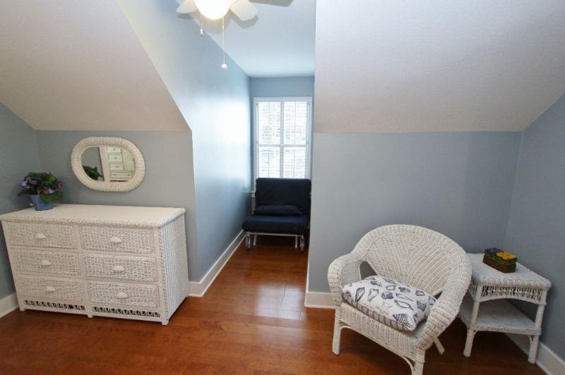 Second Floor Hallway - Twin Sleeper Chair