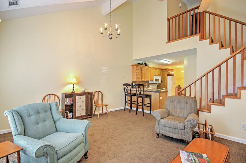 Kick back and relax at this cozy Augusta vacation rental!