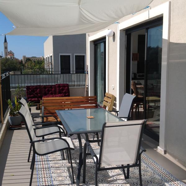 A Rooftop in Yafo, Tel Aviv, holiday rental in Tel Aviv