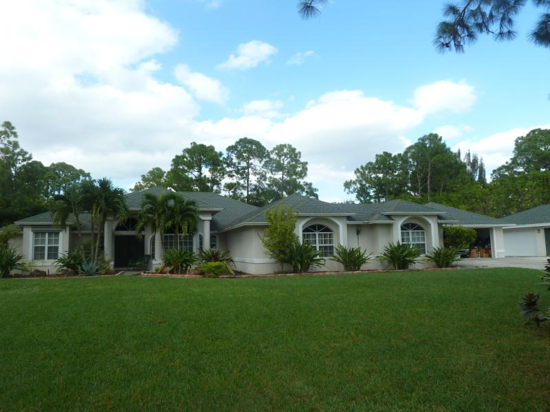 Beautiful house in west palm beach, holiday rental in Loxahatchee