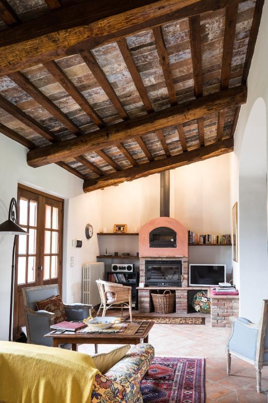 Capannetta living room
