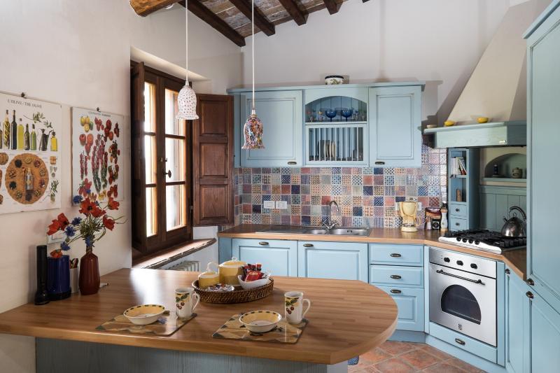 Capannetta Kitchen