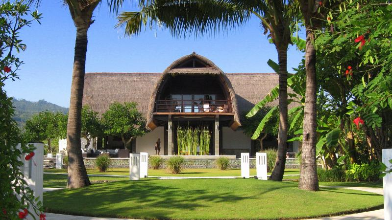 Bali Villa Shanti - the house