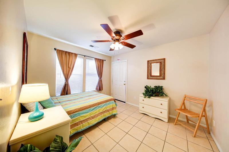 4th bedroom with 2nd exterior door for special needs