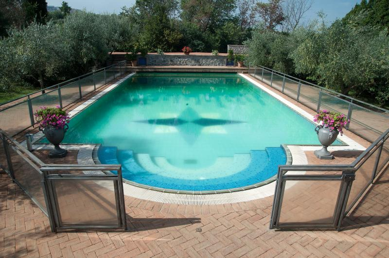 Loft between olive trees with Jacuzzi, holiday rental in Gallicano nel Lazio