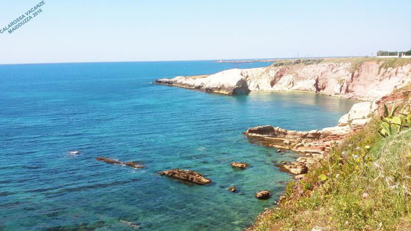 Cala Bianca - 600 meters from the apartment