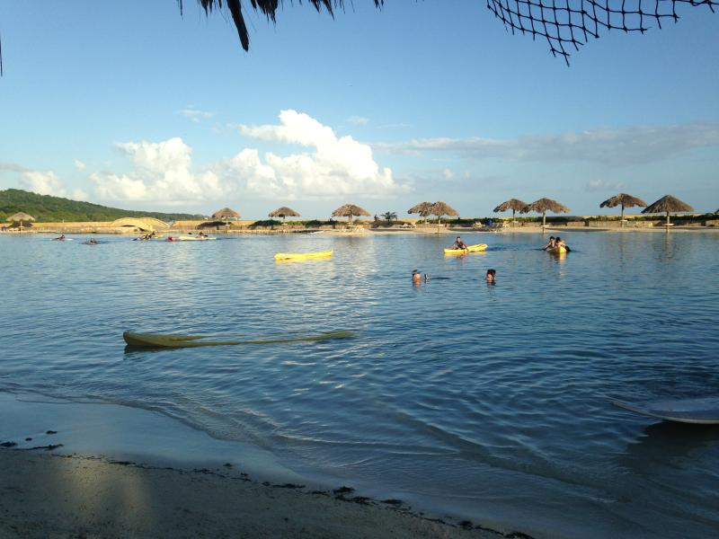 PROTECTED PRIVATE Lagoon with Kayaks and paddle boards for your pleasure