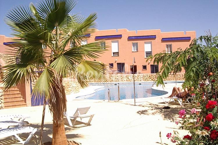 Casa de 3 habitaciones a 300 m de la playa, aluguéis de temporada em Isla Cristina