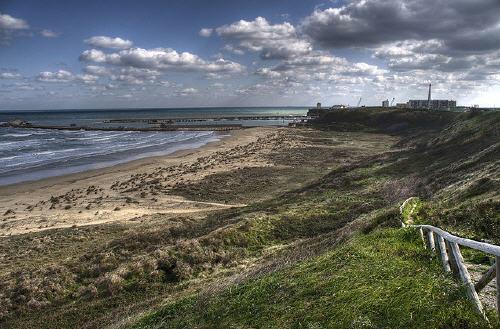 La Spiaggia di Punta Penna è all'interno della Riserva Naturale Regionale di Punta Aderci.