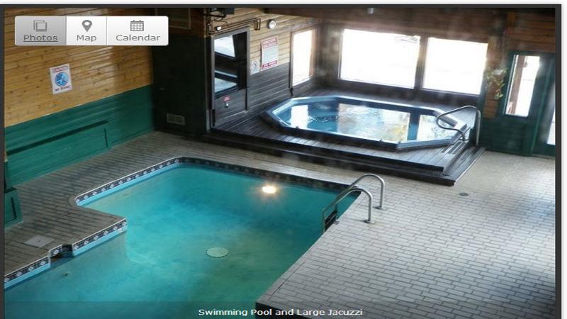 Pool in CC/DD building