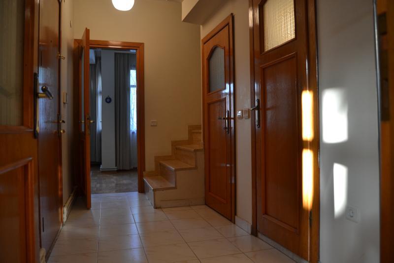 Hallway downstairs.