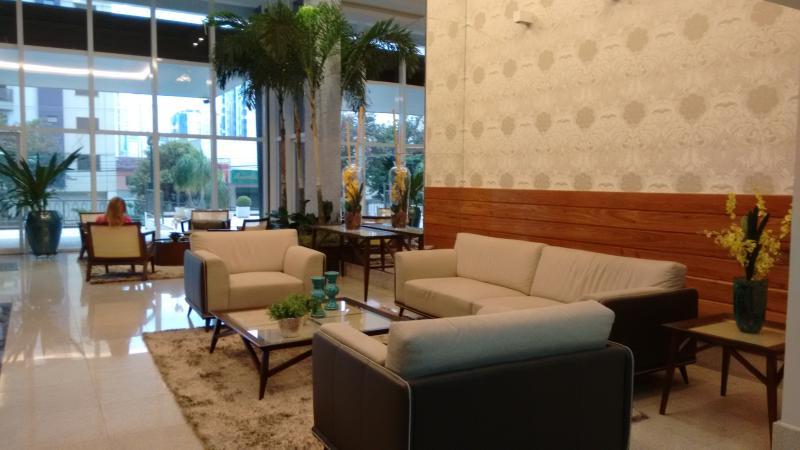 apartamento decorado para temporada em Goiania no Bueno