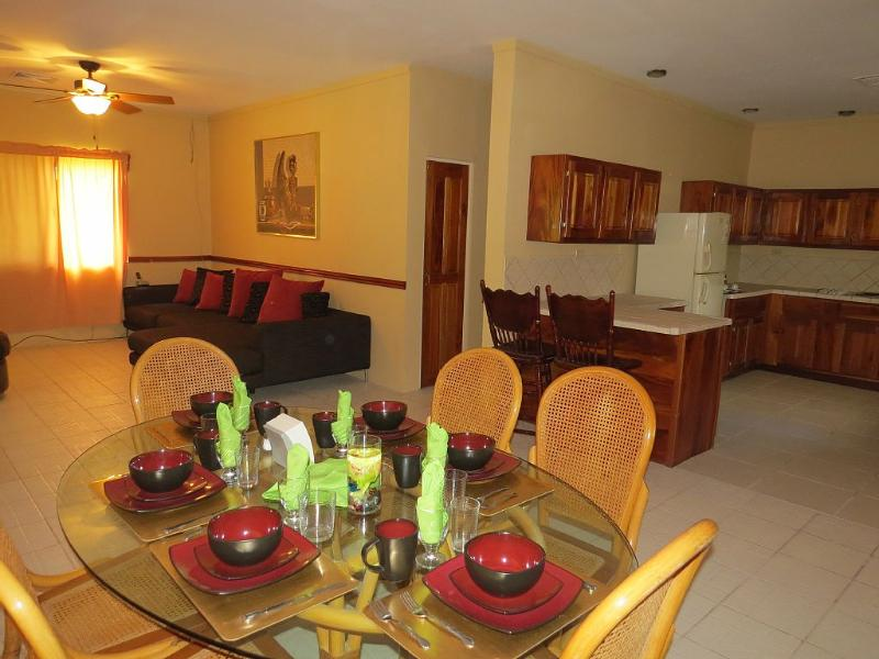 Black Orchid Villas, holiday rental in Gales Point
