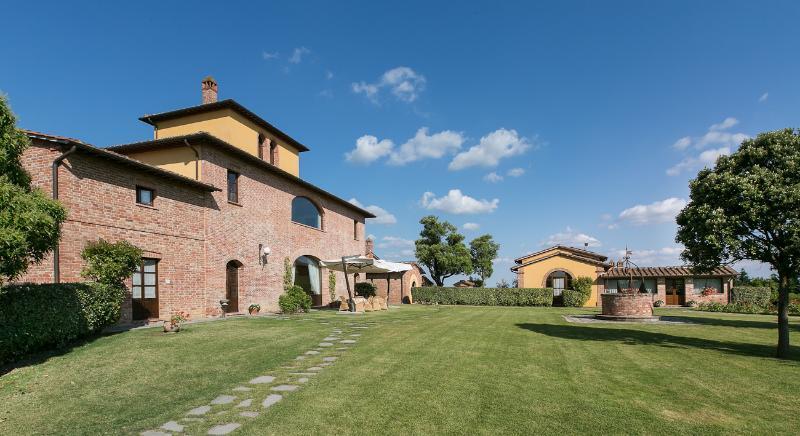 villa principale