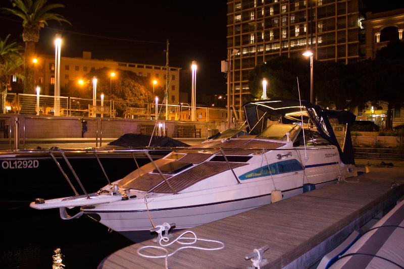 Sissi is perfect for an intimate and relaxing evening in Cagliari