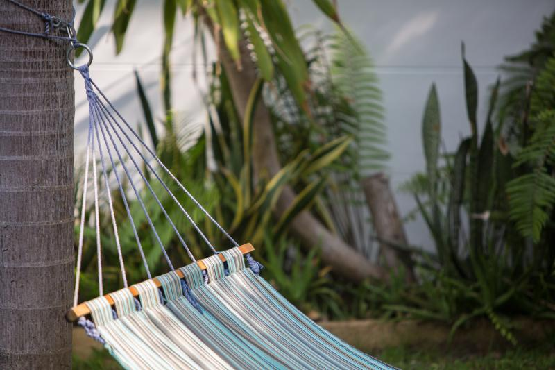 Lazy tropical afternoon