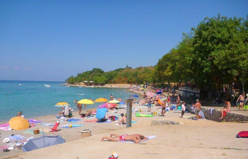Beach in Kijac