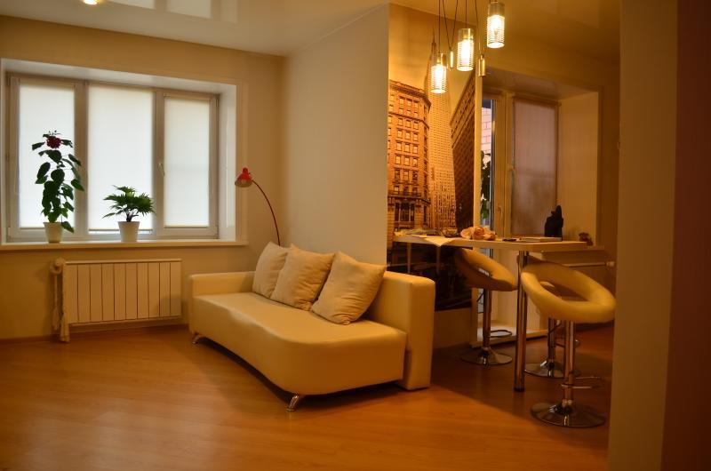 Белоснежная студия с дизайнерским ремонтом, vacation rental in Zabaykalsky Krai