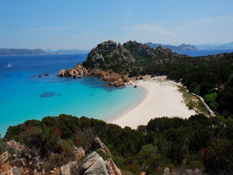 Spiaggia La Maddalena
