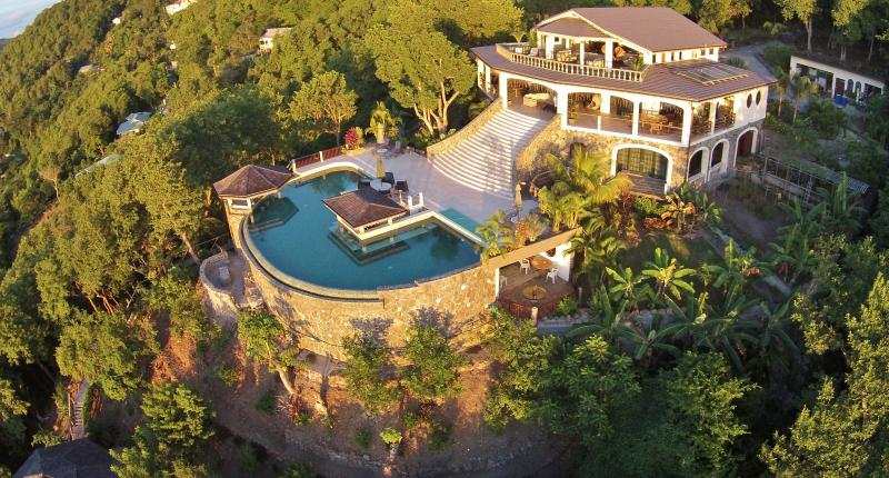 Tropical Hideaway is the most highly awarded property in Bequia