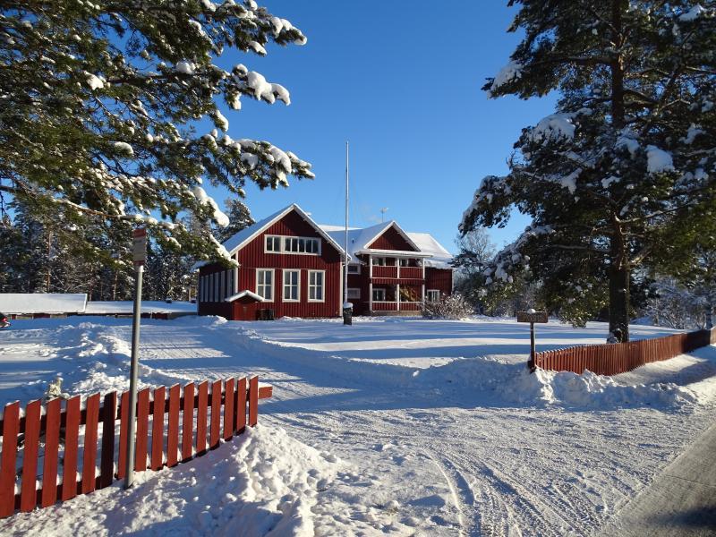 Viking Trails Outdoor & Accommodation – semesterbostad i Vikarbyn