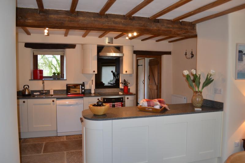 Kitchen - newly refurbished January 2016