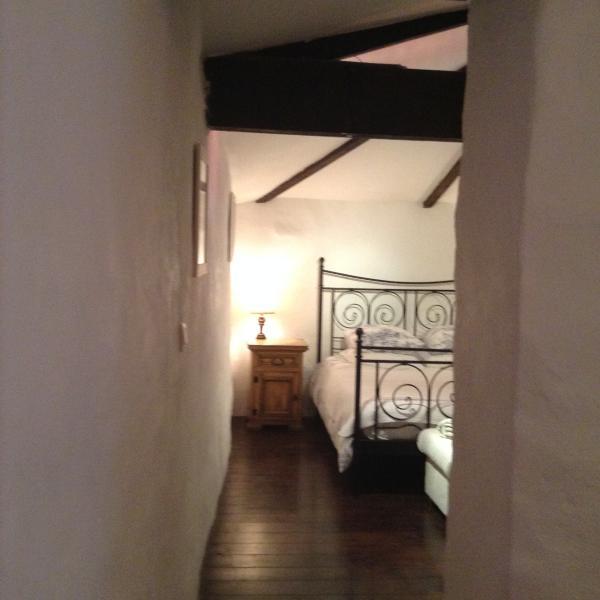 Doorway between Master bedroom and second bedroom