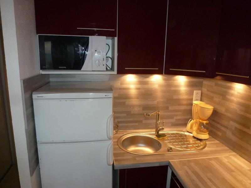 Réfrigérateur congélateur et micro-ondes