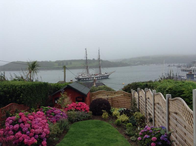 buque de altura a fin de jardín