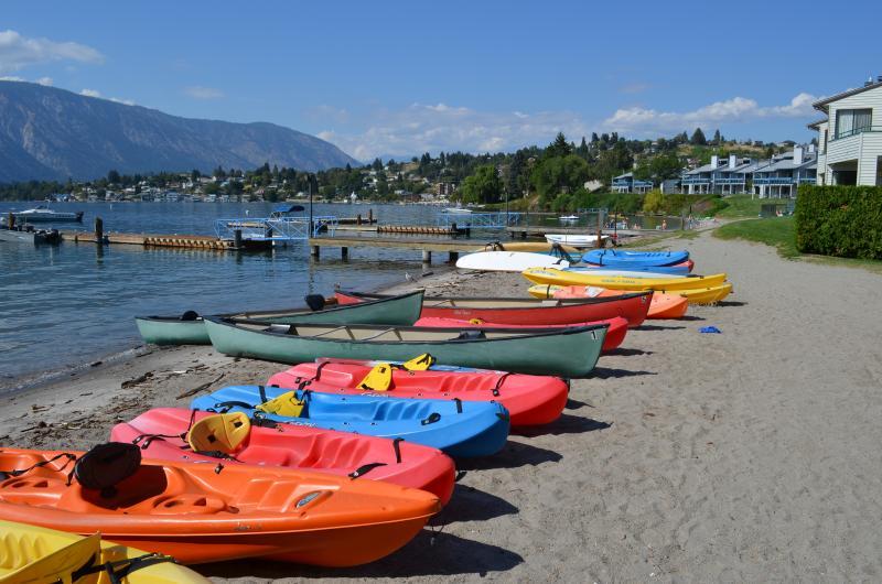 Rent kayaks!